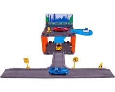 Игровой набор AВtoys Парковка «АвтоСити» 2-х уровневая