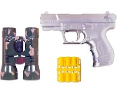 Игровой набор ABtoys «Пистолет. Набор разведчика»