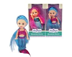 Кукла Mary Poppins «Малютка Мэгги» Русалка 9 см в ассортименте