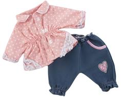 Кофточка и штанишки для куклы Mary Poppins