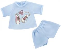 Футболка и шортики для куклы Mary Poppins