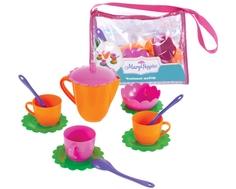 Набор чайный Mary Poppins «Цветок» в сумочке 13 пр.