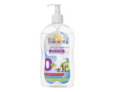 Средство для мытья детской посуды Мир детства гипоаллергенное с дозатором 500 мл