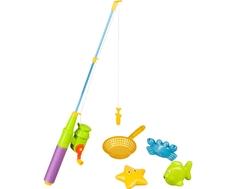 Набор игрушек для ванной Happy Baby «Little Fishman»
