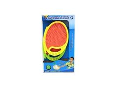Игровой набор с мячом 1Toy в коробке