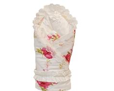 Одеяло на выписку для девочки Арго «Amelie», розовое Argo