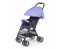 Коляска прогулочная Jetem «Carbon» Blue