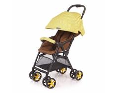 Коляска прогулочная Jetem «Carbon» Yellow