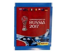 Наклейки Panini «Кубок Конфедераций FIFA 2017»