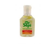 Гель для рук Dr.Safe дезинфицирующий с ромашкой 50 мл