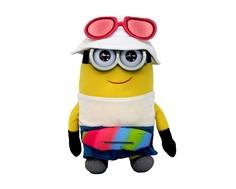 Мягкая игрушка СмолТойс «Миньон турист» 25 см