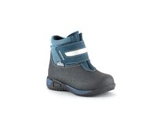 Ботинки ясельные для девочки Детский Скороход, голубой