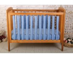 Комплект фенс-бамперов Cloud factory 12 шт. Plain Blue
