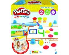Игровой набор Play-Doh «Числа и счет»