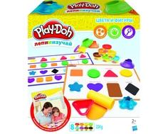 Игровой набор Play-Doh «Цвета и фигуры»