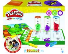 Игровой набор Play-Doh «Лепи и измеряй»