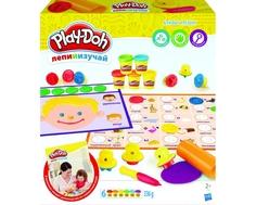 Игровой набор Play-Doh «Буквы и язык»