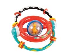 Развивающая игрушка-трансформер Жирафики «Умный жирафик»