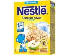 Каша молочная Nestle овсяная с яблоком с 5 мес. 220 г