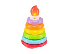Музыкальная пирамидка Happy Baby «Happy Cake»