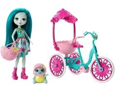 Игровой набор Enchantimals «Кукла со зверюшкой и транспортным средством» в ассортименте