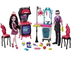 Игровой набор Monster High «Семья Дракулауры» из серии «Семья Монстриков»