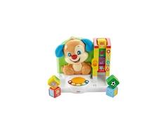 Развивающая игрушка Fisher Price «Смейся и учись: Умная панель Ученого Щенка «Первые слова»»