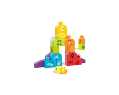 Обучающий конструктор Mega Bloks «Изучаем цвета»