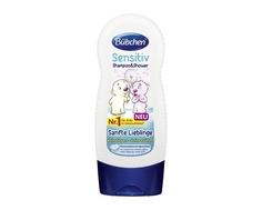 Шампунь для волос и тела Bubchen «Ласковый и нежный» для чувствительной кожи 230 мл