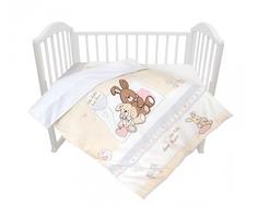 Комплект постельного белья Baby Nice «Милый дом» 3 пр.