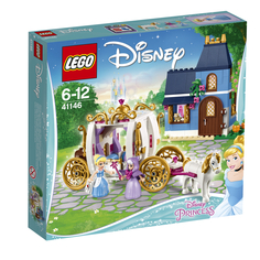 Конструктор LEGO Disney Princess 41146 Сказочный вечер Золушки