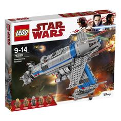 Конструктор LEGO Star Wars 75188 «Бомбардировщик Сопротивления»