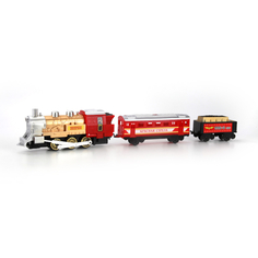 Железная дорога Играем вместе «Красная Стрела» красный состав 282 м