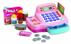 Игровой набор Keenway «Кассовый аппарат с предметами»