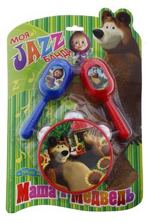 Набор музыкальных инструментов Умка «Маша и Медведь» Играем вместе
