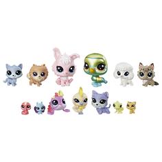 Игровой набор Littlest Pet Shop «Набор петов»