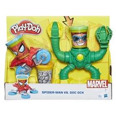 Игровой набор Play-Doh «Человек-паук»