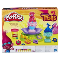 Игровой набор Play-Doh «Тролли»