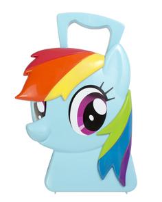 Чемоданчик стилиста My Little Pony «Рэйнбоу» HTI