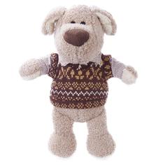 Мягкая игрушка Fluffy Family «Пес Филька» в жилетка