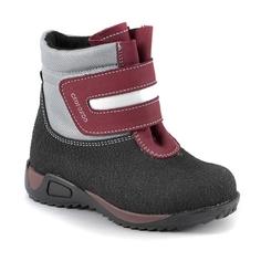 Ботинки ясельно-малодетские 11-531-1 красные Детский Скороход