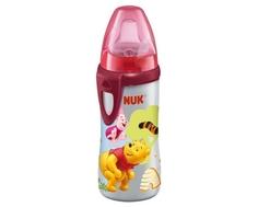 Бутылочка-поильник Nuk «Active Cup Disney» с насадкой из силикона с 12 мес., 300 мл в ассортименте