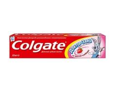 Зубная паста Colgate Доктор Заяц «Клубника» с 2 лет 50 мл