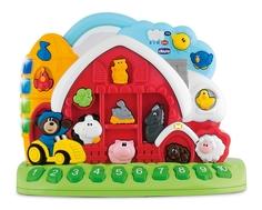 Развивающая игрушка Chicco «Говорящая ферма»