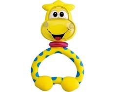 Погремушка-прорезыватель Chicco «Жираф»
