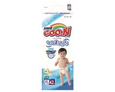 Подгузники Goo.N (12-20 кг) 42 шт. Goon
