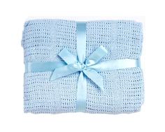 Одеяло Baby Nice вязанное 90х118 см в ассортименте