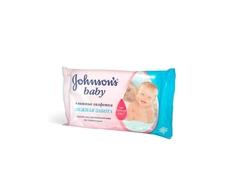 Влажные салфетки Johnsons baby «Нежная забота» 25 шт.