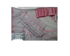 Подарочный комплект на выписку Арго 005/10ЛР 10 предметов розовый Argo