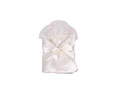 Одеяло на выписку Argo Baby «Снежинка» , белое